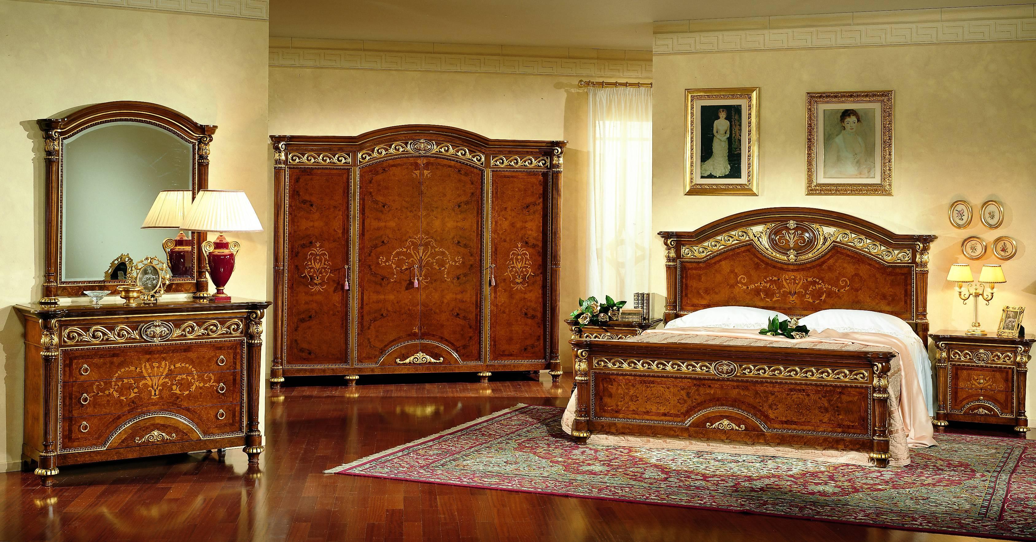 Moroni arredamenti camere da letto ferretti valdera - Camere da letto classiche eleganti ...