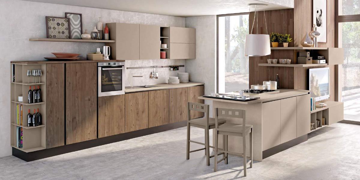 Cucine Moderne Creo Kitchens