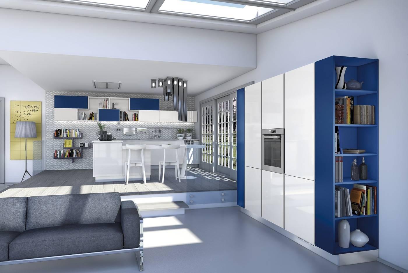 Cucine moderne vismap