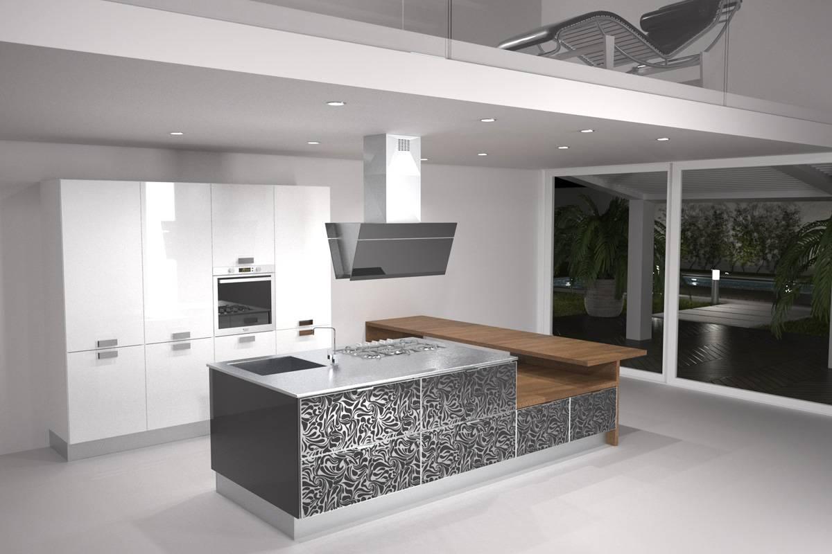 Cucine moderne vismap for Foto moderne