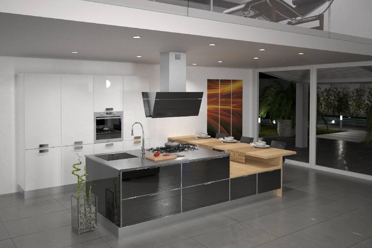 Cucine moderne, Vismap