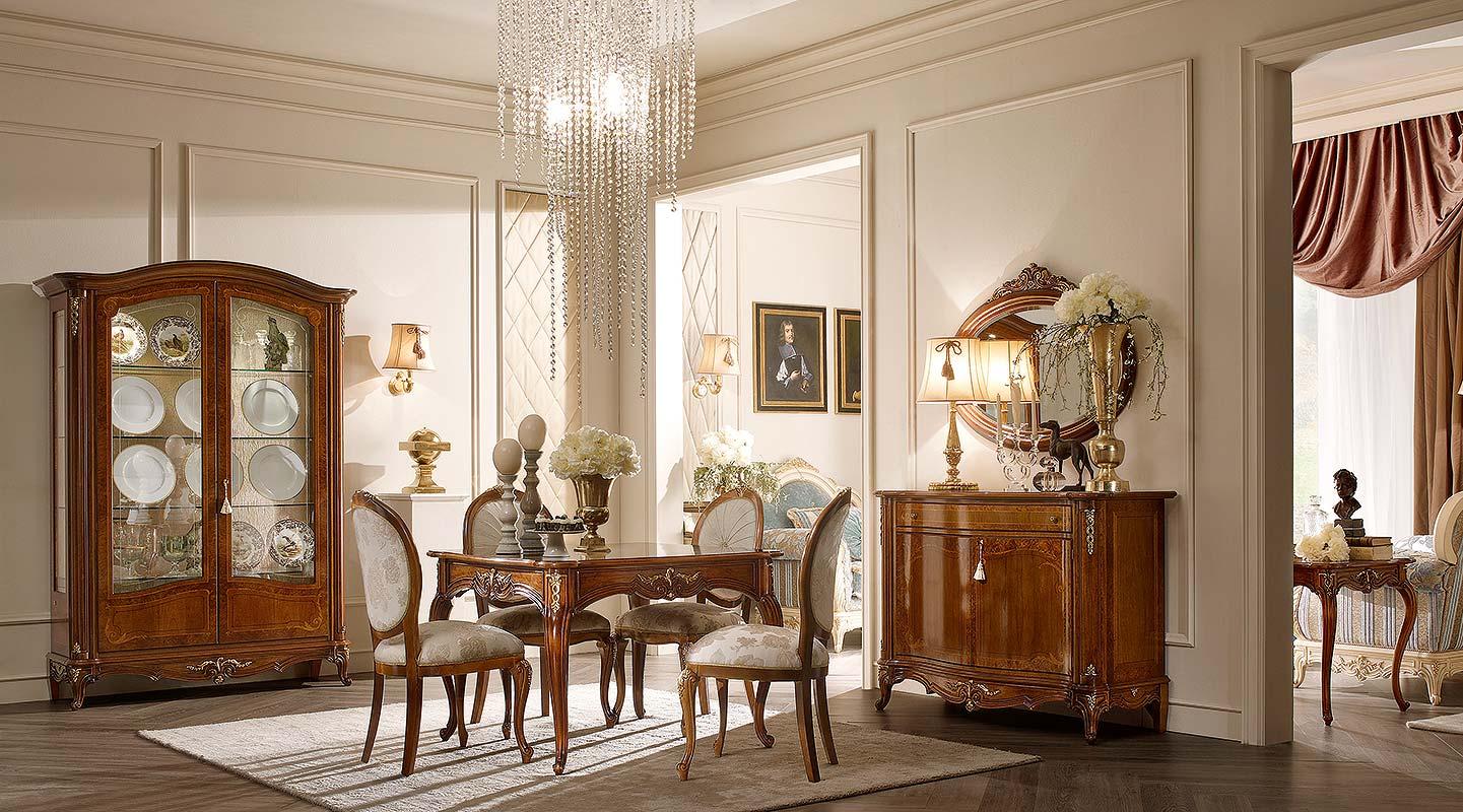 Mobili Sala Barocco ~ Ispirazione Per La Casa e L\'arredamento